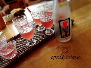 日本酒カフェ夏③