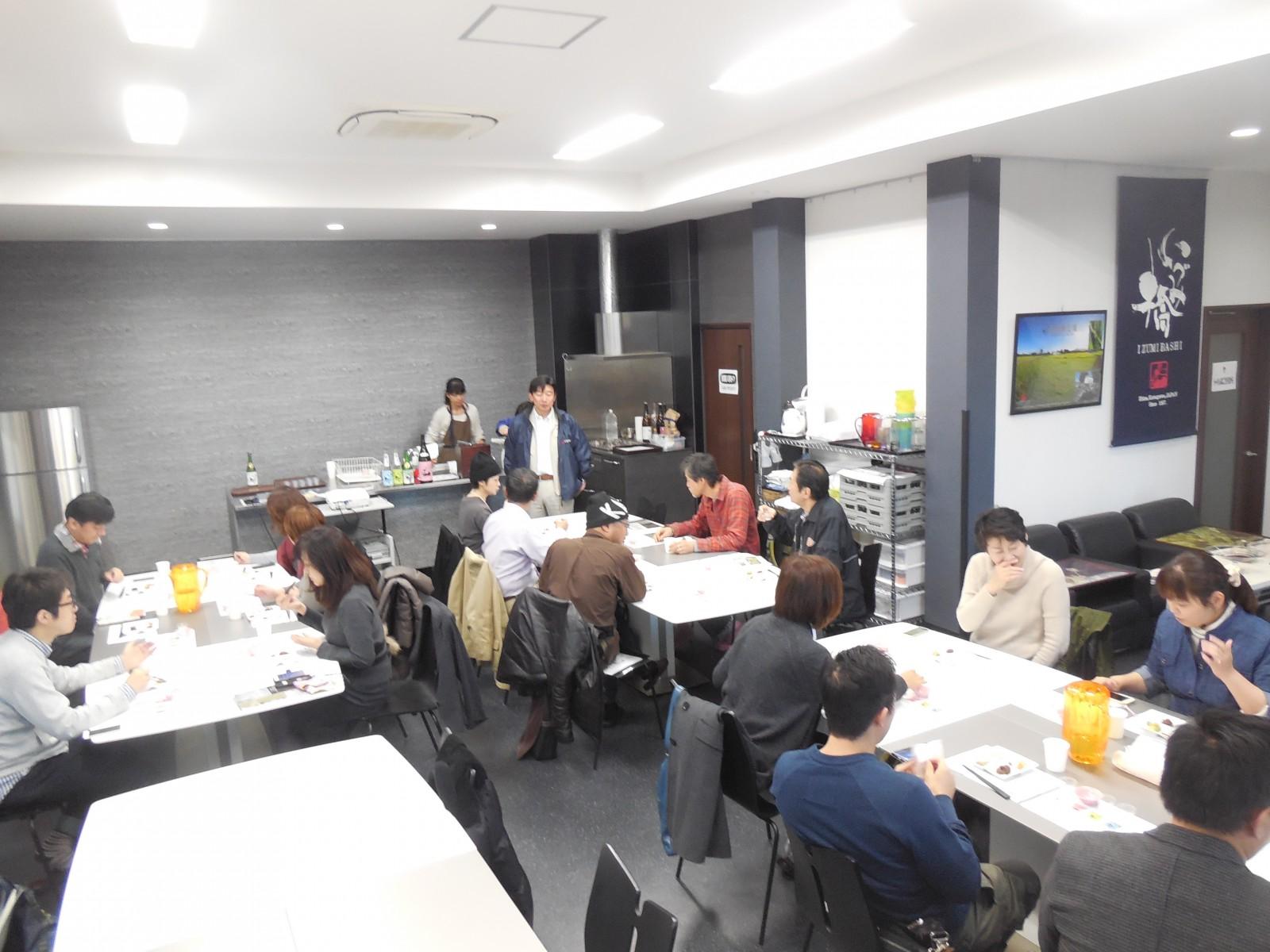 神奈川県海老名市「泉橋酒造」
